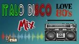 80's ITALO DISCO MIX 4. Changa de los 80. Flashback. Italo Dance