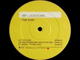 The Don - 187 Lockdown - EastWest (Side A1)