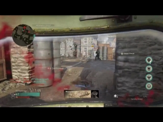 My first V2 while messing around with Specialist on a shield/melee class. COD WWII