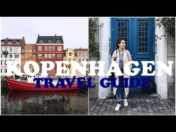 Kopenhagen Travel Guide VLOG Vegan Food Shopping Kultur