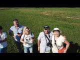 Первое знакомство с нашим квадрокоптером)))))