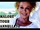 Ornella Vanoni: concerto annullato per un malore