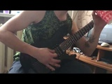 Emmure - You Sunk My Ballleship (guitar cover by Brainless) 60FPS