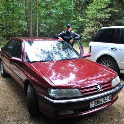 Илья Любченко, 17 мая 1995, Могилев, id40481866