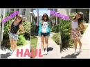 HAUL SPRING/SUMMER 2014 FOREVER 21, ASOS, DAILYLOOK AND MORE