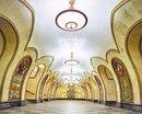 Запредельно красивые фотографии российского метро без людей…