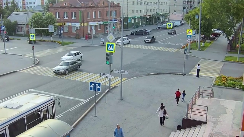 ДТП в Ялуторовске
