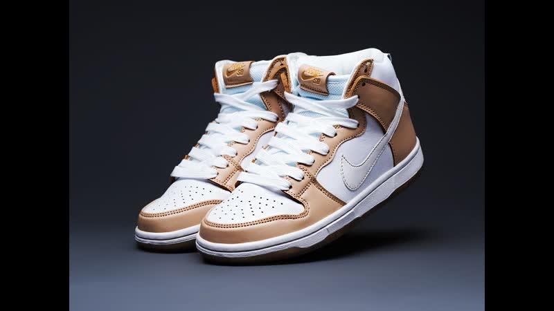Обзор на Кроссовки Nike Dunk SB