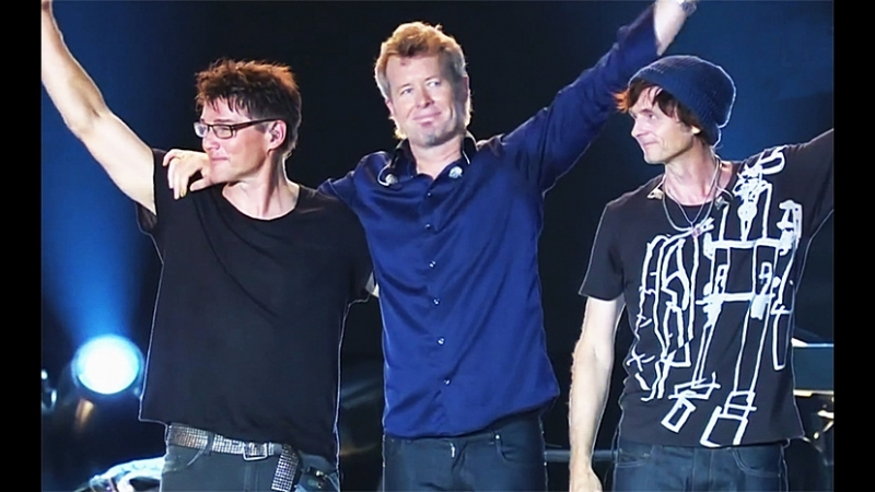 A-ha - Rock in Rio - 27.09.2015