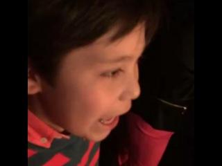"""normita on Instagram: """"Emiliano fan de 9 años del #Tremendo @chayanne disfrutando #Torero su canción favorita #EnTodoEstareTour en el auditorio nacional"""""""