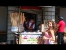 Dondurma şovu. İstanbul