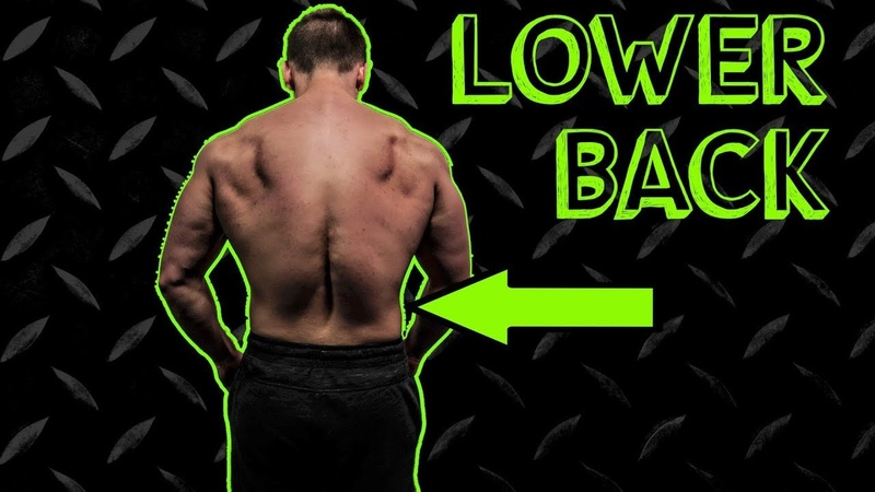 Intense Lower Back Finisher Workout Routine | Anabolic Superset