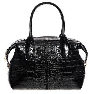Материал сумки: иск.кожа последнего поколения с выделкой под крокодила.