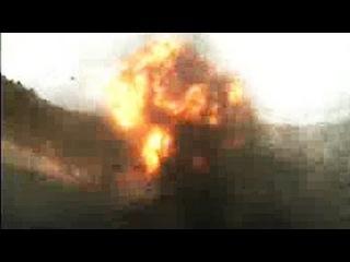 Three EOD blasts