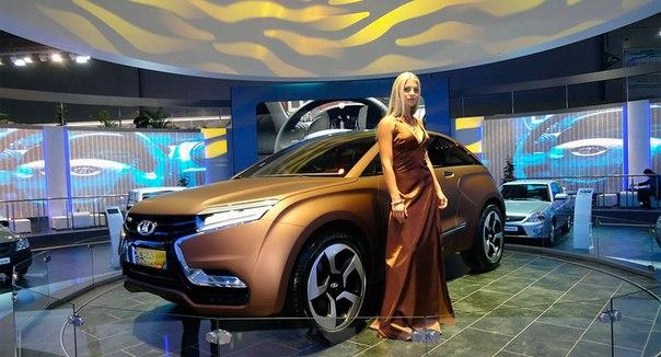 Lada XRay вошёл в ТОП-20 самых популярных автомобилей страны