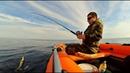 Джигом по Треске Белое море м Малинник Беломорская Треска