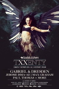 GODSKITCHEN TWENTY 11.10.2014 @ A2