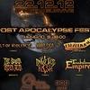 |POST APOCALYPSE FEST|22.12.12|METRO|