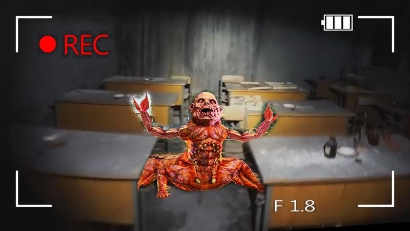 СТАЛК: ОСТАВИЛ КАМЕРЫ В ЗАБРОШЕННОЙ ШКОЛЕ В ПРИПЯТИ !! Какие Мутанты Чернобыля выходят ночью?