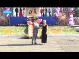 Танец родителей и детей на выпускном
