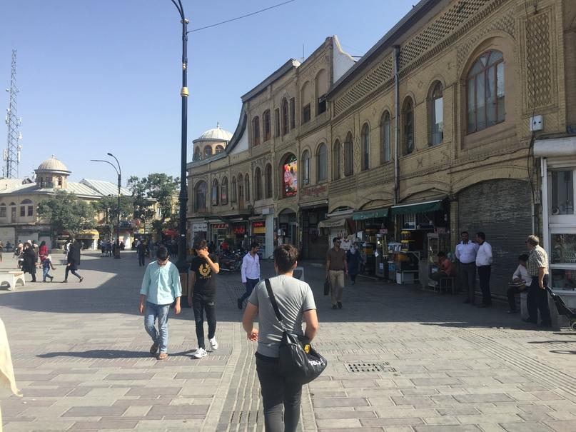 Иран 4. Центр Хамедана