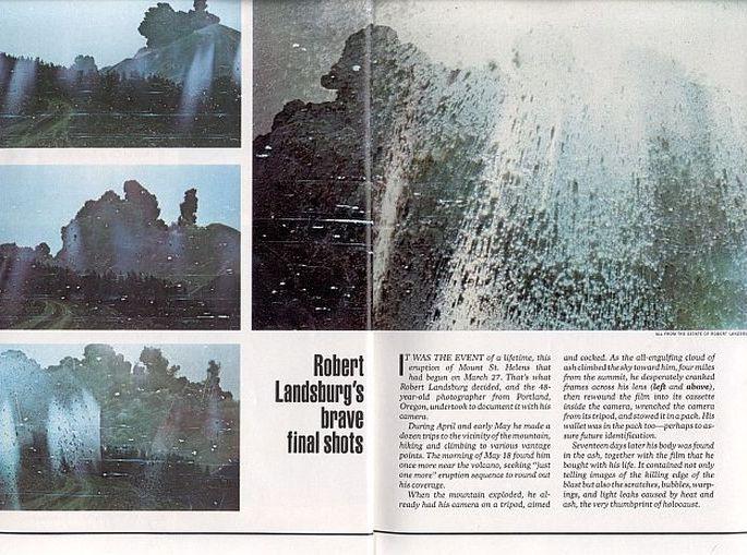 В 1980 году американский фотограф Роберт Ландсбург...