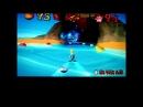 Crash Bandicoot 3:Warped(NTSC-J version). Time Trial. Makin Waves .49:23 Not Gonna Get Us )