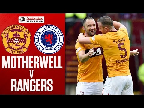 Motherwell 3-3 Rangers | Hartley Stuns Rangers With Late Equaliser | Ladbrokes Premiership