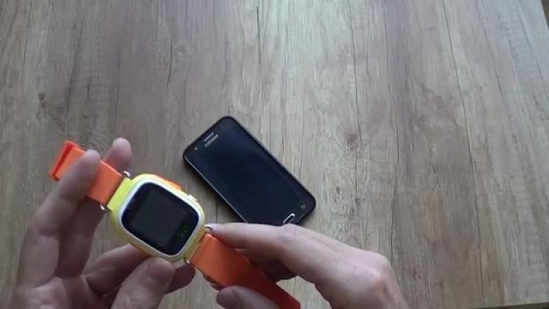 Как настроить детские часы с GPS 360