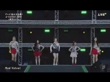 180826 Red Velvet - Red Flavor, Dumb Dumb, Russian Roulette, #Cookie Jar, Power Up @ a-Nation 2018 in Tokyo