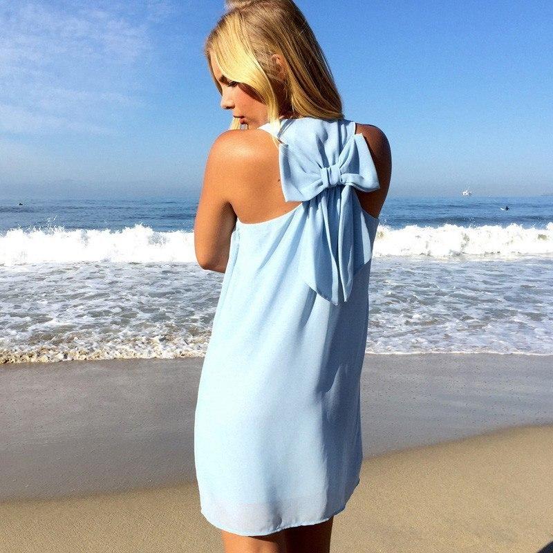 Летнее платье светлых оттенков с большим количеством заказов