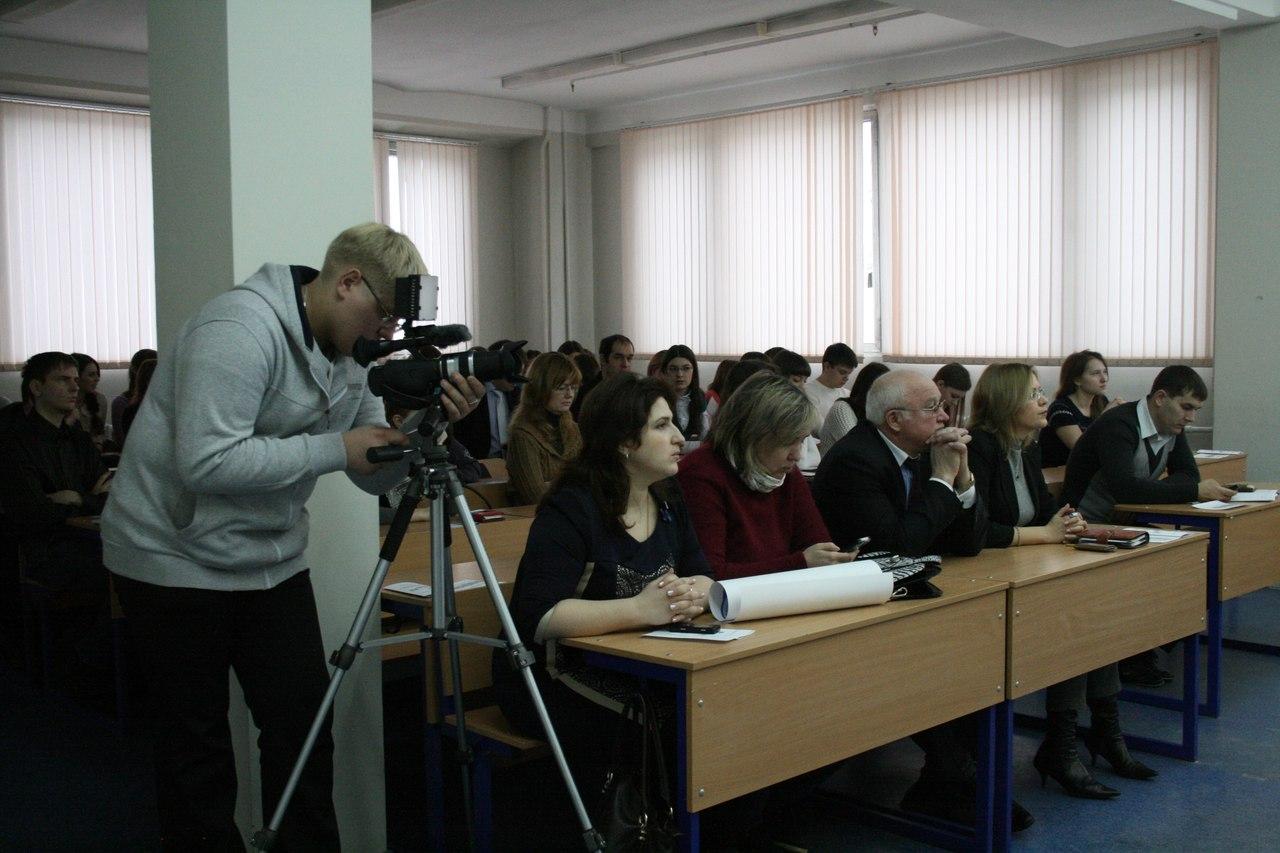 Научно-практическая конференция в ВолгГТУ