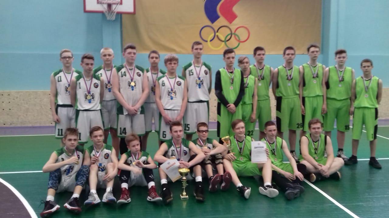 Результаты XV Фестиваля баскетбола Новосибирской области
