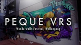 Wonderwalls Graffiti Festival 2017 - PEQUE VRS