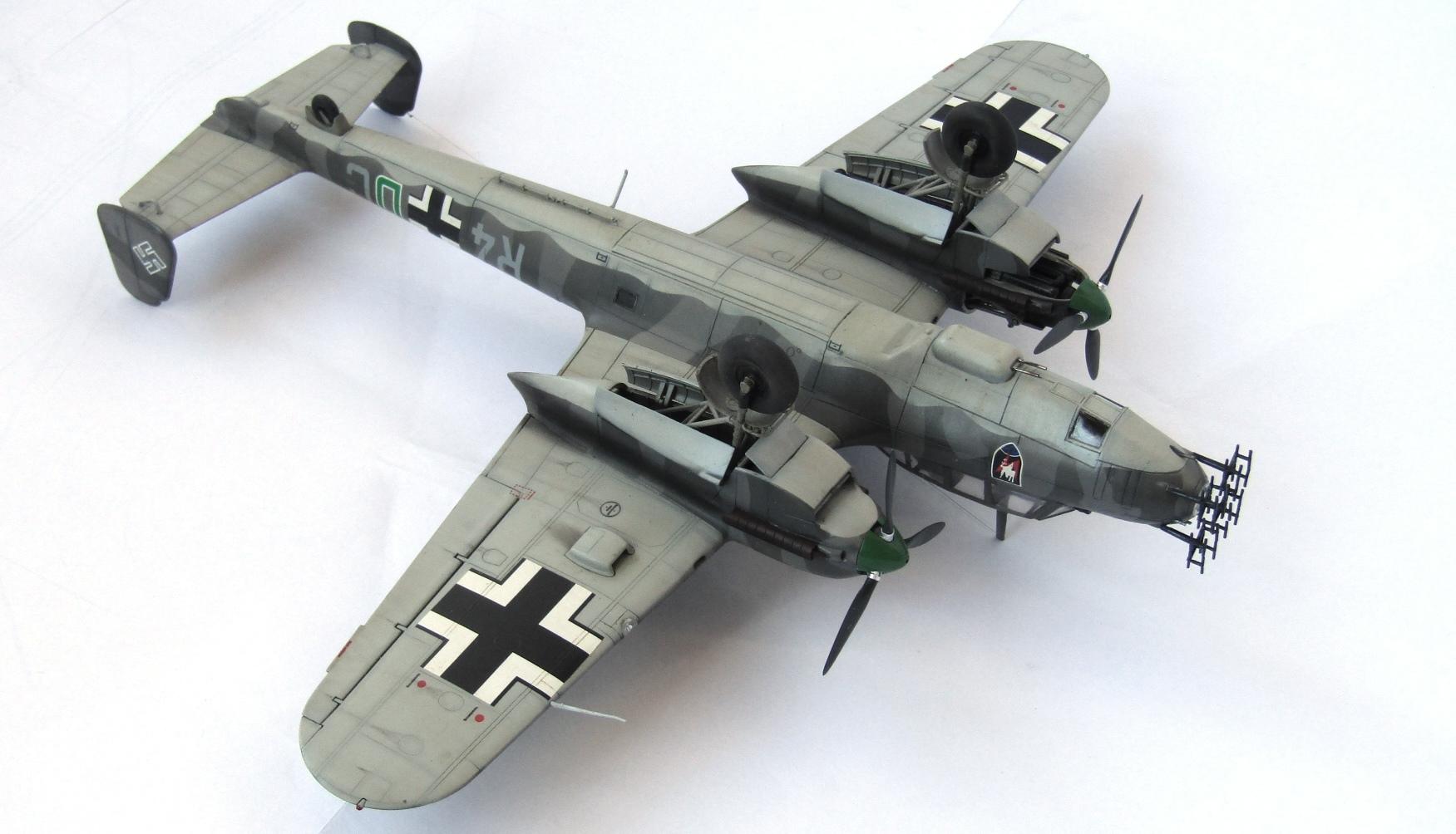 Do-215 B-5 1/72 (ICM) UvySpHysx-w
