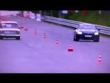 ВАЗ-2102 смог составить конкуренцию BMW M6
