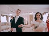 Свадебный клип / танцующие молодожёны