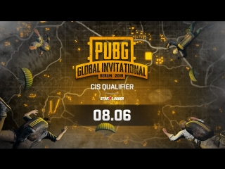[ru] closed cis-qualifier for pubg global invitational, day 6, group b