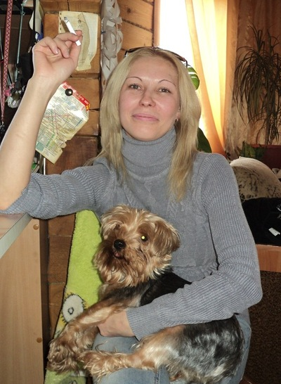 Наталья Симагина, 29 сентября 1976, Москва, id114252775