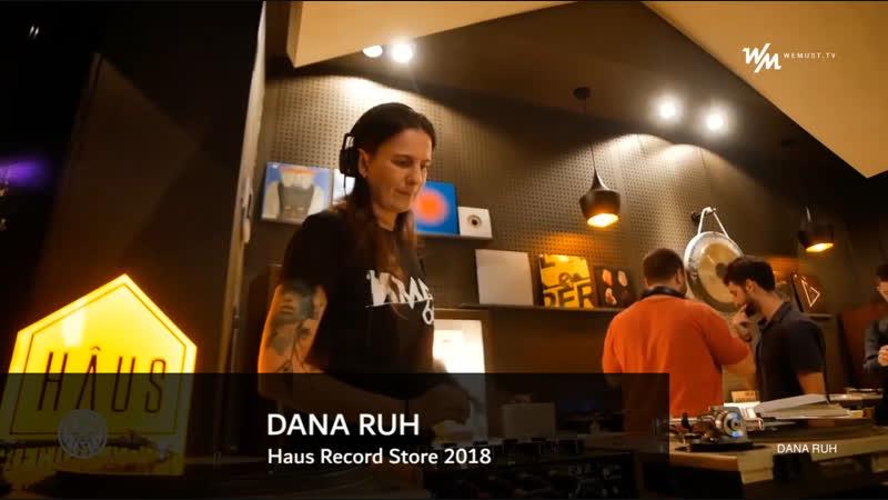 Dana Ruh - Live @ Haus Record Store 2018