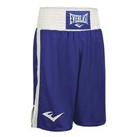 Трусы боксерские Everlast Elite (синие) купить в BOXFIT.RU.