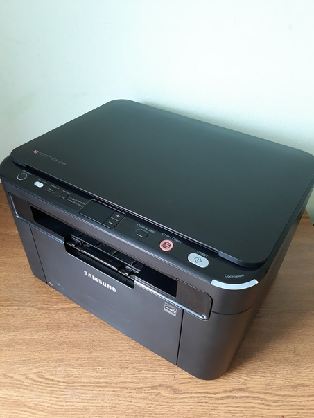 Принтер (сканер, копир) - 3 в 1