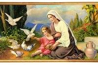 Gallery.ru / Икона Богородица и голуби - Все что нажито непосильным трудом (продолжение) :) - okssi.