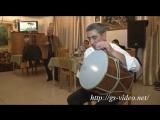 Артист уровня дзен! Армянский виртуоз-барабанщик (музыка, ритмы, дхол)