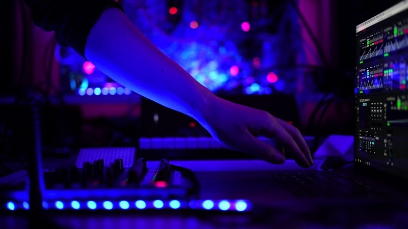 Modular Synth Session 128