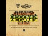 DJ GERASIMOV - DISCOMIX MEGAMIX (THE BEST) 2013 PROMO SIDE