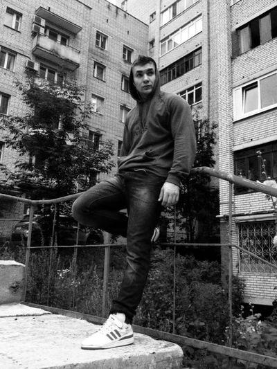 Данил Володин, 9 июля 1991, Владимир, id23295614