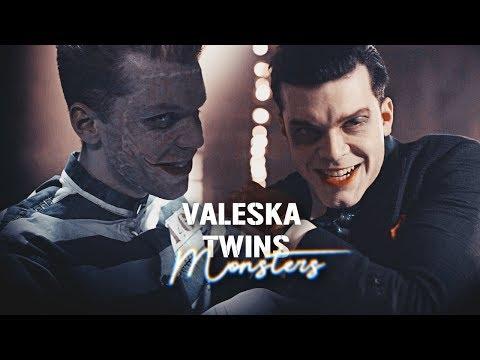 Jeremiah Jerome Valeska | Monsters | Gotham