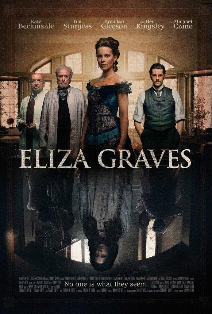 Stounhersto beprotnamis / Eliza Graves (2014)