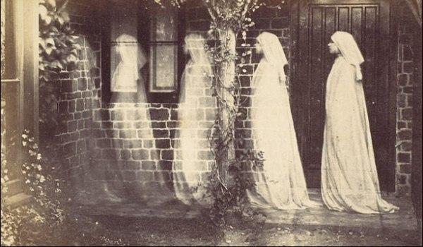 Шесть категорий призраков